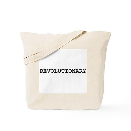 Revolutionary Tote Bag