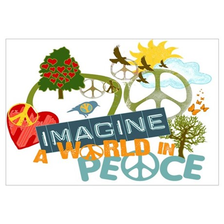 "Imagine"": A Simple Plan for World Peace"