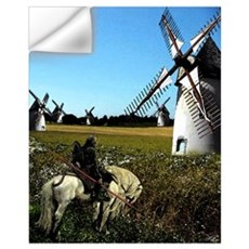 Quixote Wall Decal