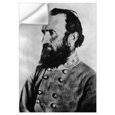 "General ""Stonewall"" Jackson Wall Decal"