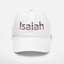 Isaiah Stars and Stripes Baseball Baseball Cap