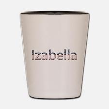 Izabella Stars and Stripes Shot Glass