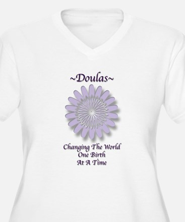 doulamug Plus Size T-Shirt