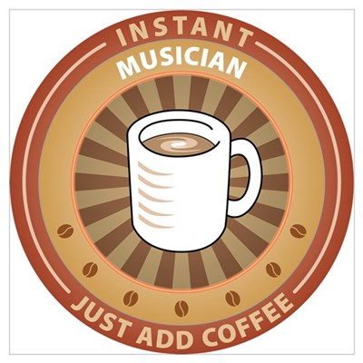 Instant Musician Poster