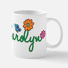 Carolyn Flowers Mug