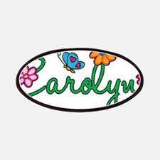 Carolyn Flowers Patches