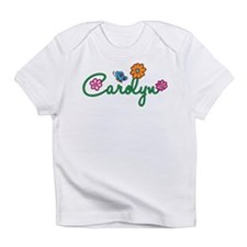 Carolyn Flowers Infant T-Shirt