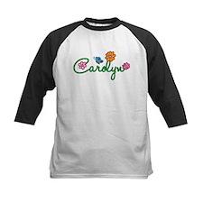 Carolyn Flowers Tee