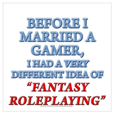 Fantasy Roleplaying Poster