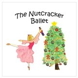 Nutcracker ballet Wrapped Canvas Art
