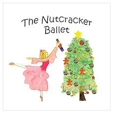 Nutcracker & Clara Poster