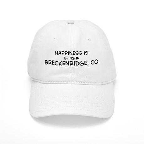 Happiness is Breckenridge Cap