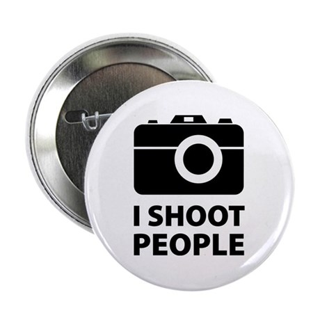 "I Shoot People 2.25"" Button"