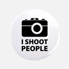 """I Shoot People 3.5"""" Button (100 pack)"""