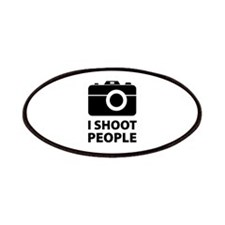 I Shoot People Patches