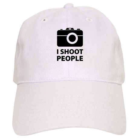 I Shoot People Cap