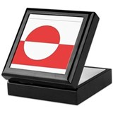 Flag Keepsake Boxes