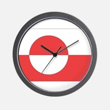 Unique Flags Wall Clock