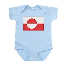 Cute Greenland Infant Bodysuit