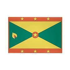Cute Grenada Rectangle Magnet