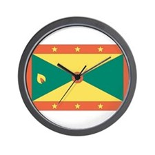 Cute Grenada Wall Clock