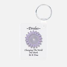 Unique Doula Keychains