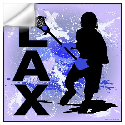 2011 Lacrosse 5 Wall Decal