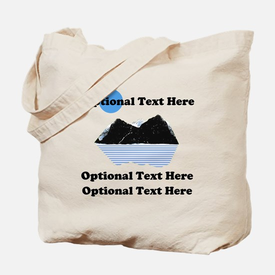 Your Mt. Picture Tote Bag