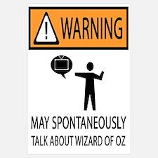 Spontaneously Talk Wizard of Oz