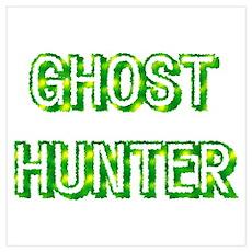 Ghost Hunter Poster