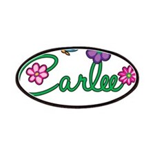 Carlee Flowers Patches