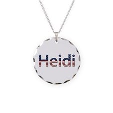 Heidi Stars and Stripes Necklace