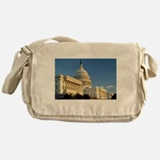 Capital Building Messenger Bag