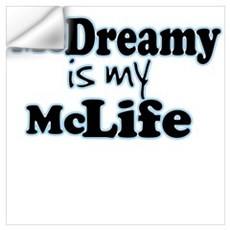 McDreamy is My McLife Wall Decal