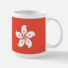 Cute Hong kong flag Mug