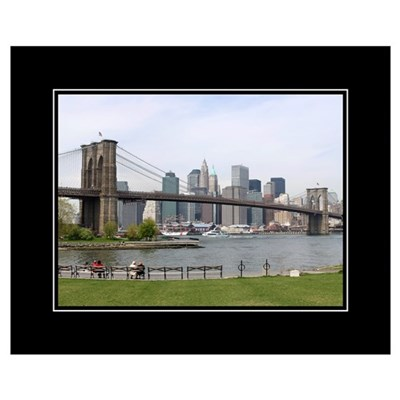 Brooklyn Bridge 16x20 Poster
