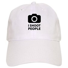 I Shoot People Cap