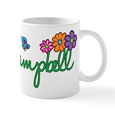Campbell Flowers Mug