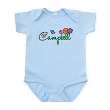 Campbell Flowers Infant Bodysuit
