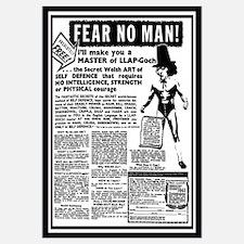 Fear No Man!