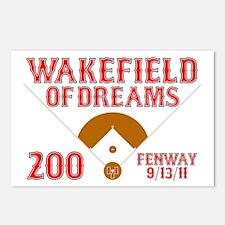 Wakefield Of Dreams # 200 Postcards (Package of 8)