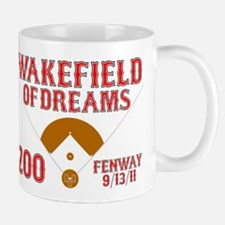 Wakefield Of Dreams # 200 Mug
