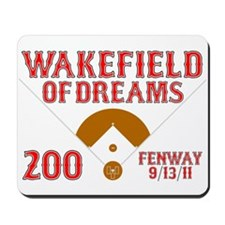 Wakefield Of Dreams # 200 Mousepad