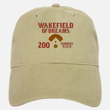 Wakefield Of Dreams # 200 Baseball Baseball Cap