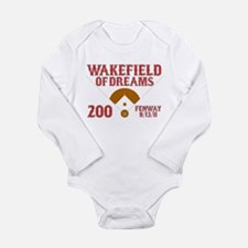 Wakefield Of Dreams # 200 Long Sleeve Infant Bodys