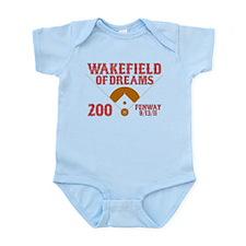 Wakefield Of Dreams # 200 Infant Bodysuit
