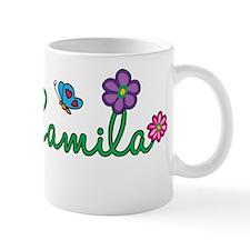Camila Flowers Mug