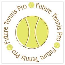 Future Tennis Pro Poster