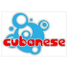 Cubanese Poster