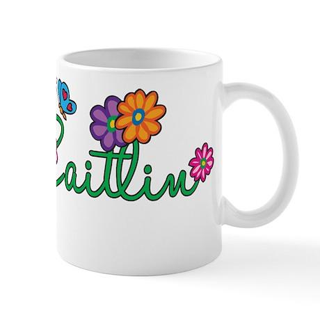 Caitlin Flowers Mug